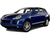 Коврики Eva Porsche Cayenne 2002 - 2010