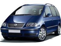 Коврики Eva Volkswagen Sharan (7 мест) 1995 - 2010