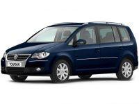 Коврики из экокожи 3D  Volkswagen Touran 2003 - 2010
