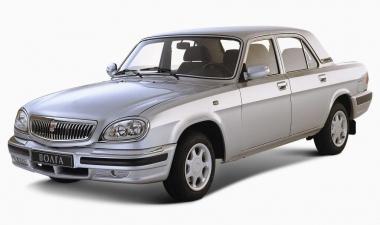 Автоодеяла Газ 31105 2003-2009