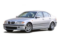 Чехлы на сиденья BMW 3 (E46) Sd (сплошн.) пер.кресла спорт