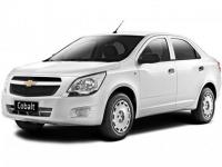 Чехлы на сиденья Chevrolet Cobalt с 11г. / Ravon R4 с 16г.