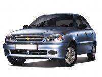 Чехлы на сиденья Chevrolet Lanos / Daewoo Lanos (Sens) / ZAZ Chance