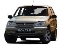 Чехлы на сиденья Chevrolet Niva с 02-13г.