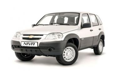 Чехлы на сиденья Chevrolet Niva с 14-16г.