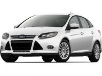 Чехлы на сиденья Ford Focus III Ambiente/Trend Sd/Hb/Wag с 11г.