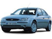 Чехлы на сиденья Ford Mondeo III Sd с 00-07г.
