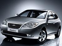 Чехлы на сиденья Hyundai Elantra IV (HD) с 06-10г.
