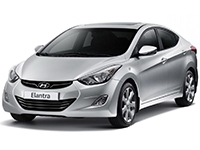 Чехлы на сиденья Hyundai Elantra V (MD) c 11-16г.