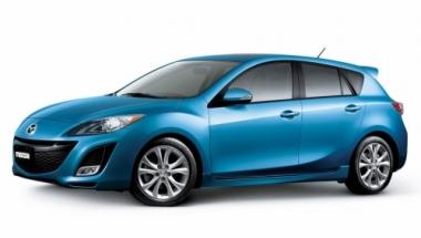 Чехлы на сиденья Mazda 3 Hb c 10-13г.