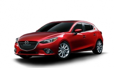 Чехлы на сиденья Mazda 3 Hb c 13г.