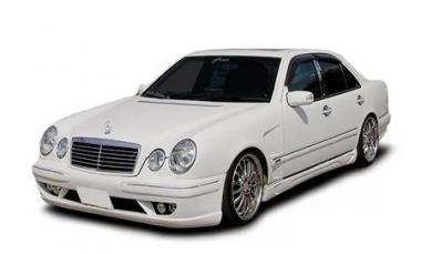 Чехлы на сиденья Mercedes E-klasse (W210) Sd с 95-02г.