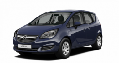 Чехлы на сиденья Opel Meriva I с 03-10г.