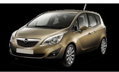 Чехлы на сиденья Opel Meriva II c 10г.