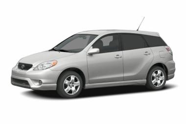 Чехлы на сиденья Toyota Matrix / Pontiac Vibe с 02-08г.
