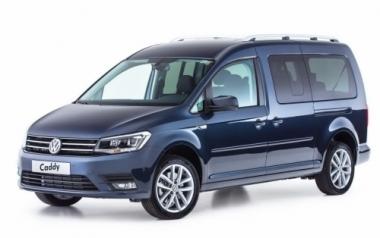 Чехлы на сиденья Volkswagen Caddy (5 мест) IV с 15г.