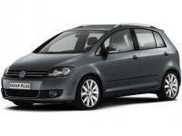 Чехлы на сиденья Volkswagen Golf Plus с 04-14г. / Tiguan I с 07-16г. (без столиков).