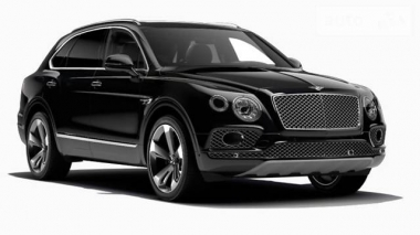 Коврики EVA Bentley Bentayga I 2015 - н.в