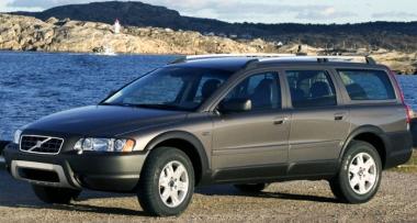 Коврики Eva VolvoXC70 2000 - 2007