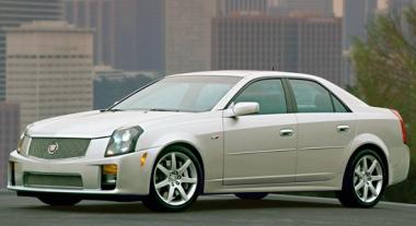 Текстильные коврики Cadillac CTS 2002 - 2013 2WD