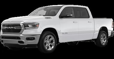 Текстильные коврики Dodge Ram IV (рестаил) 2013 - 2018
