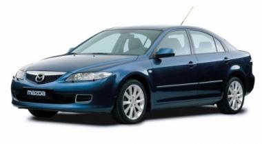 Текстильные коврики Mazda Atenza (правый руль) седан 2002 - 2008