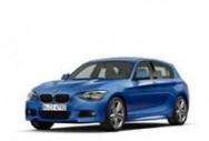 Текстильные коврики BMW 1 (F20/F21) 2011- 2020