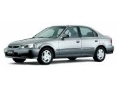 Текстильные коврики Honda Civic VI (3D/5D) 1995 - 2002