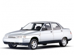 Текстильные коврики Lada 2110 (седан) 1996 - наст. время