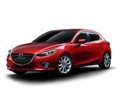 Текстильные коврики Mazda 3 2013 - 2019 (хечбек)