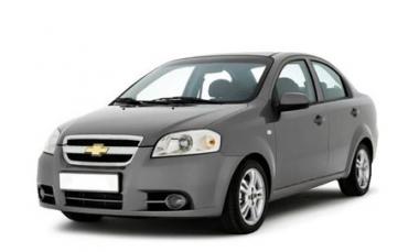 Чехлы на сиденья Chevrolet Aveo Sd с 03-12г.