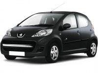 Чехлы на сиденья Peugeot 107 (сплошн.) с 05г.