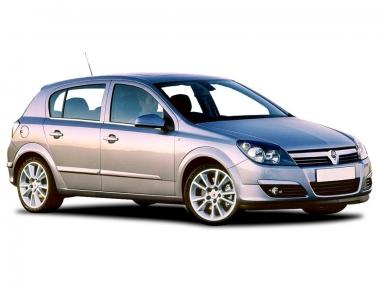 Текстильные коврики Opel Astra H (хетчбек) 2004 - 2012