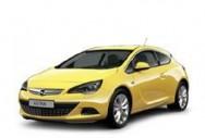 Текстильные коврики Opel Astra J GTC 2010 - наст. время