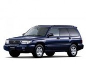 Текстильные коврики Subaru Forester I 1997 - 2002