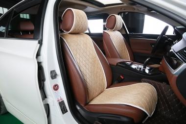 Накидки на сидения автомобиля из ткани Накидки на сидения автомобиля из ткани McLaren