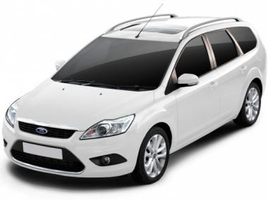 Коврики Eva Ford Focus II 2005 - 2010 (универсал)