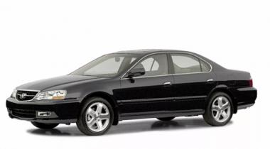 Коврики из экокожи 3D  Acura EL II 2001 – 2005