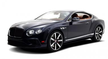 Коврики из экокожи 3D  Bentley Continental GT II 2011-2017 (купе)