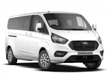 Коврики EVA Ford Transit Custom 2014 - н.в