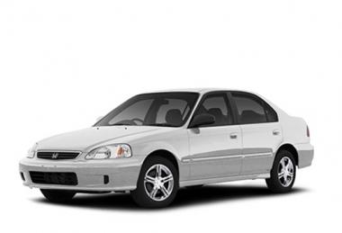 Коврики EVA Honda Civic VI (3D/5D) 1995 - 2002