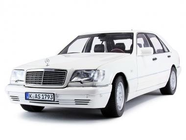 Коврики EVA Mercedes S-класс W140 Long 1991 - 1998