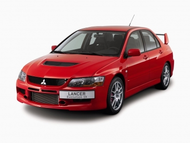 Коврики Eva Mitsubishi Lancer Evolution IX 2005 - 2008