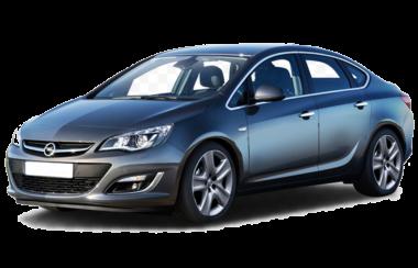 Коврики Eva Opel Astra J (седан) 2010 - наст. время