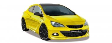 Коврики Eva Opel Astra J GTC 2010 - наст. время