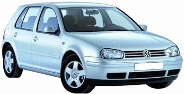Коврики Eva Volkswagen Golf IV 1997 - 2005