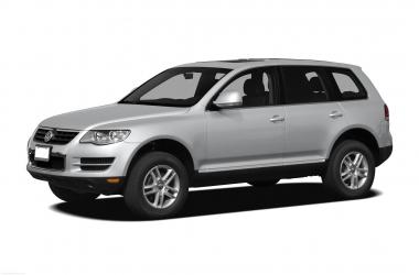 Коврики Eva Volkswagen Touareg 2002 - 2010