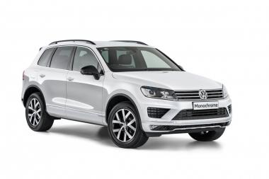 Коврики Eva Volkswagen Touareg 2010 - 2018