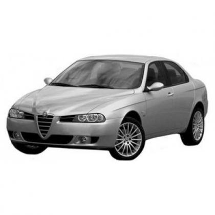 Текстильные коврики Alfa Romeo 156 1997-2005