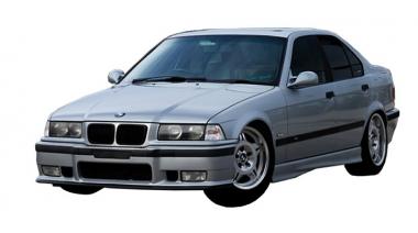 Текстильные коврики BMW 3 (Е36) 1991 - 1998 (седан)